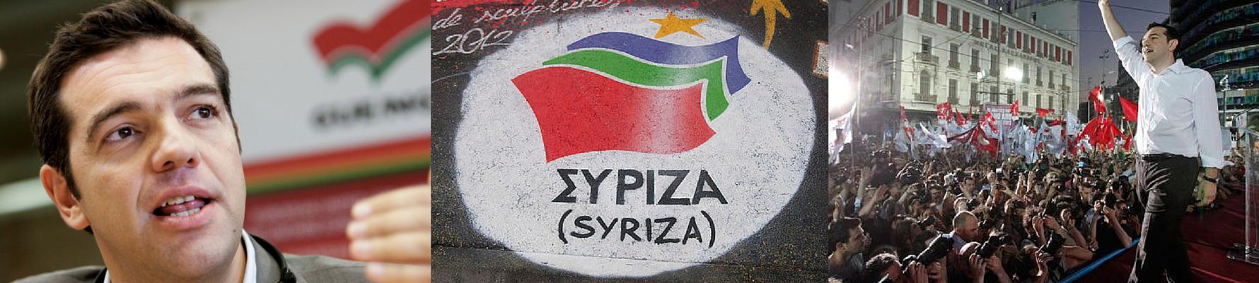 TSIPRAZ-SYRIZA