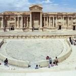 Kan opptrappa vestleg krigføring redde Palmyra frå IS-uhyret?