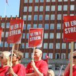 Fagforeningsknusing på norsk