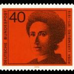 Falske laurbær til Rosa Luxemburg