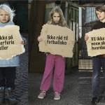 Fire fakta om forskjells-Norge