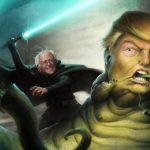 Er Trump fascist? Sanders sosialist? Clinton?