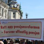 Hvorfor pensjonsopprør?