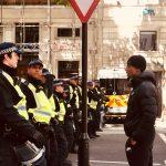 Politiets kontroll av minoriteter