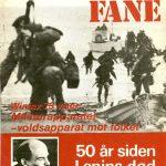 Innhold Røde Fane nr 1 1974